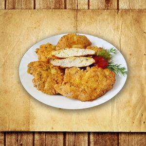 Филе куриное в кляре (600гр.)