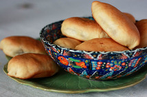 Пирожки домашние с рыбой (4шт.*50 гр.)