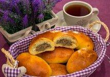 Пирожки с печенью (5шт.*50гр.)