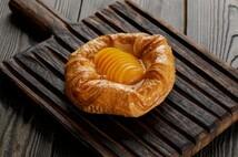 Дениш с персиком (5шт.*85 гр.)