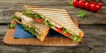 Сэндвич с курицей (150гр.)