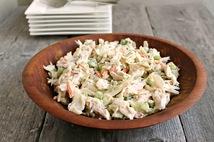 Салат с курицей (150 гр.)