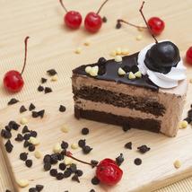 Вишневое пирожное (5шт.*120 гр.)