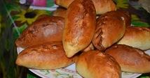 Пирожки домашние с мясом (5шт.*50 гр.)