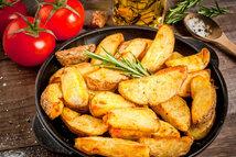 Картофель по-деревенски 1 кг.