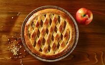 Домашний пирог с яблоками (450 гр.)